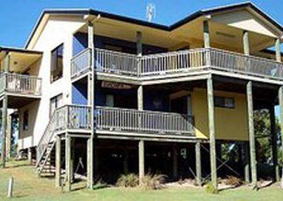 Beautiful house in Fraser Island