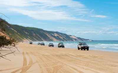 The Top 7 Most Fun Things to Do on Fraser Island (K'gari)