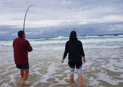 Fishing at Fraser
